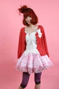 ACDC RAG Cardigan Egl-sweetLoli