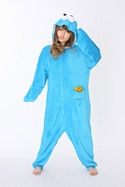 Kigurumi CookieMonster