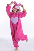 Kigurumi colorful bunny kitty(PP,RO,YE,BL) A/W