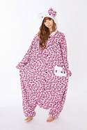 Kigurumi Hello Kitty LeoPink