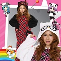 Kigurumi Hello Kitty Lunette A/W
